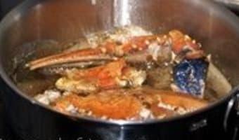 Médaillons de homard sautés au beurre moussant - Etape 10
