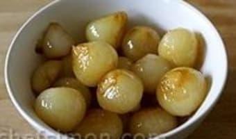 Légumes glacés - Etape 12