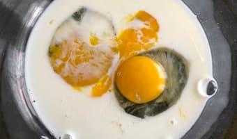 Quiche endives et mimolette - Etape 8