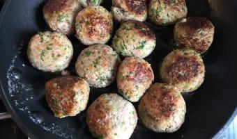 Boulettes de boeuf sauce Madère - Etape 7