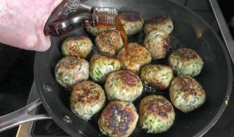 Boulettes de boeuf sauce Madère - Etape 8