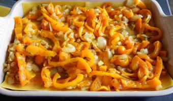 Lasagnes de légumes - Etape 11