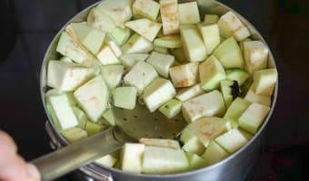 Lasagnes de légumes - Etape 2