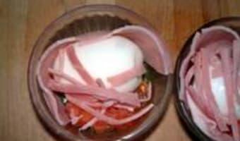 Oeufs en gelée - Etape 9