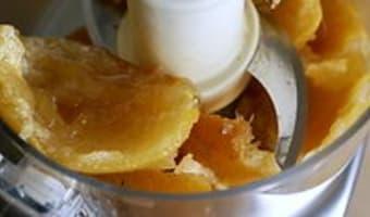 Pâte de citrons confits - Etape 9