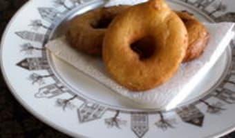 Beignets de pommes - Etape 12
