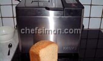 La machine à pain - Etape 1
