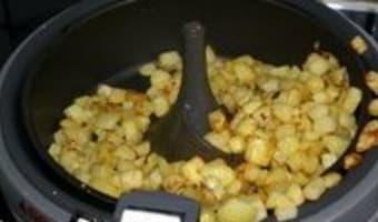 Actifry : la friteuse qui frite sans huile - Etape 5