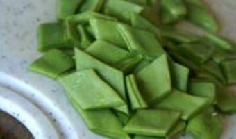 Curry vert de lotte - Etape 3