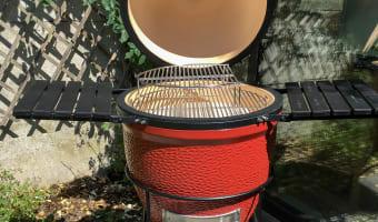 Travers de porc au barbecue - Etape 1