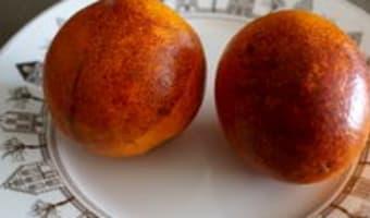 Lemon curd - Etape 1