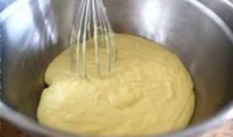 Crème mousseline - Etape 11