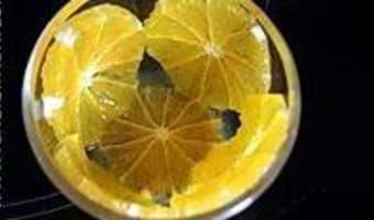 Suprêmes d'agrumes - Etape 9
