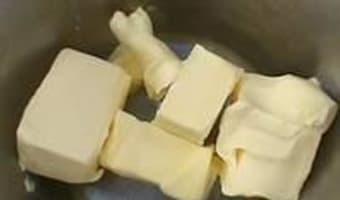 Beurre manié - Etape 1