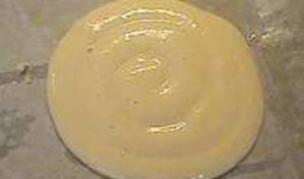 Biscuit cuiller - Etape 10