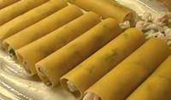 Former et farcir les cannelloni - Etape 7