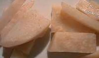 Céleri cuit de deux façons - Etape 12