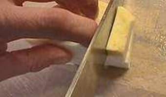 Céleri cuit de deux façons - Etape 2