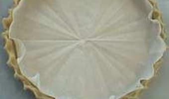Découper un disque de papier sulfurisé - Etape 10