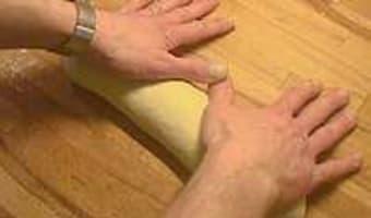Façonner la pâte à pain - Etape 10