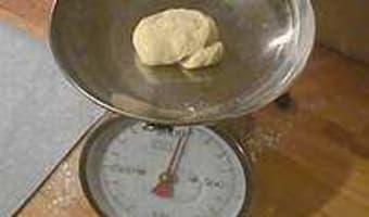 Façonner la pâte à pain - Etape 17
