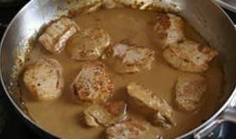 Filet mignon au poivre - Etape 11