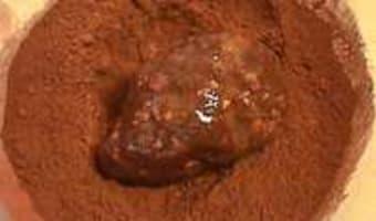 Ganache fondante en chaud et froid - Etape 9