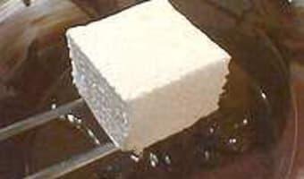 Guimauves enrobées chocolat - Etape 9
