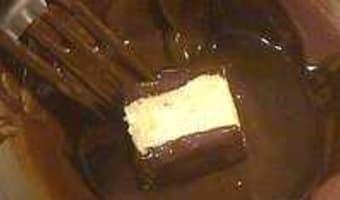 Guimauves enrobées chocolat - Etape 11