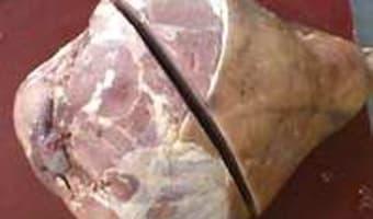 Jambon braisé - Etape 1