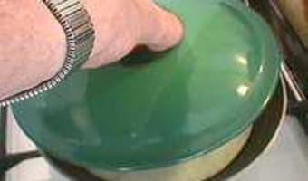 Oeufs à la poêle - Etape 7