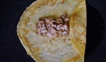 Crêpes en pannequets - Etape 4