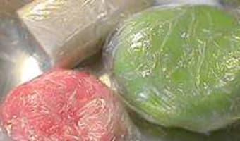 Colorer de la pâte d'amande - Etape 11