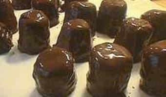 Rochers au chocolat praliné - Etape 5