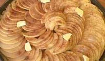 Tarte fine aux pommes - Etape 12