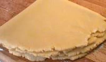 Tarte fine aux pommes - Etape 4