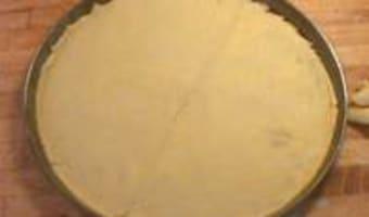 Tarte fine aux pommes - Etape 6