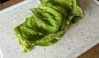 Ciseler les aromatiques et légumes feuilles - Etape 2