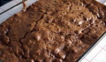 Brownie aux noix fraîches et spéculoos - Etape 10