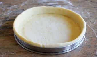 Foncer un cercle à pâtisserie - Etape 9