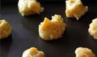 Gougères à la mimolette - Etape 11