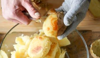 Pommes de terre au four - Etape 5
