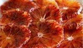 Peler une orange à vif - Etape 9