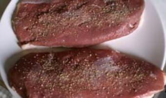 Préparer un magret de canard à la cuisson - Etape 9