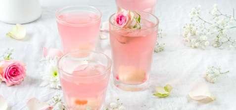 Des recettes à l'eau de rose
