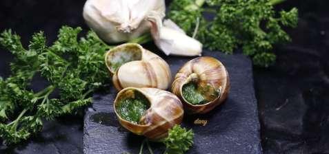 Les escargots... un mets que le monde entier nous envie !