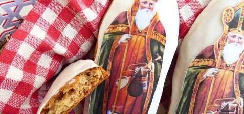 A la saint-nicolas, le 6 décembre il sera