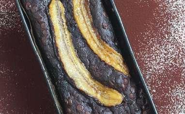 Chocolat banana bread