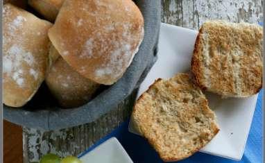 Petits pains à l'épeautre