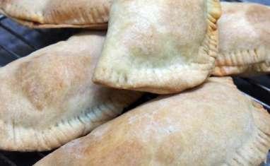 Empanadas à la ratatouille et au pimenton